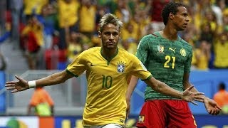 World Cup 2014: Neymar inspires Brazil to victory - The Corner