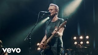 Video Sting - Message In A Bottle (Live At The Olympia, Paris) MP3, 3GP, MP4, WEBM, AVI, FLV Maret 2018