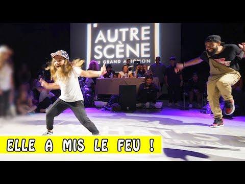JEN DANSE (Hip Hop) : Battle 2 Vs. 2  Catégorie \