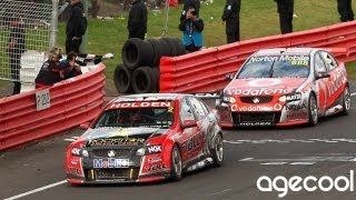 Bathurst Australia  City pictures : V8 Supercars Flashback - Lowndes vs Tander Showdown at Bathurst (2011)