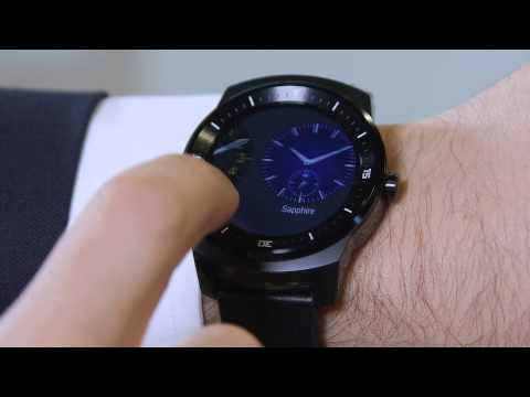 Video: LG ci presenta ufficialmente lo smartwatch LG G Watch R