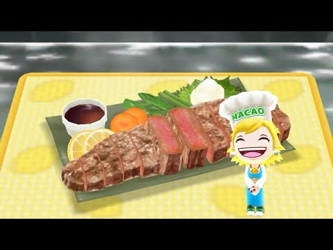 Cooking Japanese Steak - Android Gameplay - Cooking Mama Let's Cook #25 - No Commentary