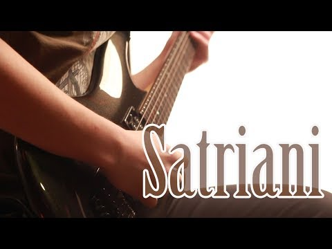 Joe Satriani - Always with me always with you (guitar cover) - Thời lượng: 3 phút, 24 giây.