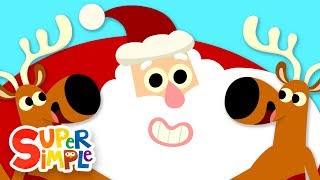 up on the housetop kids songs super - Super Simple Songs Christmas