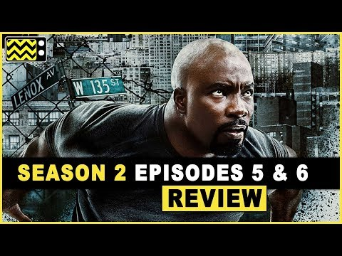 Luke Cage Season 2 Episodes 5 & 6 Review & After Show