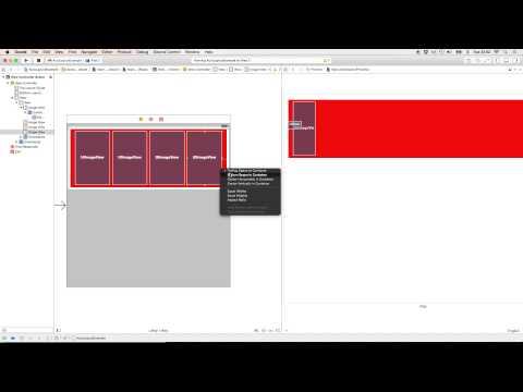 Auto Layout Xcode 6 IOS 8 -…