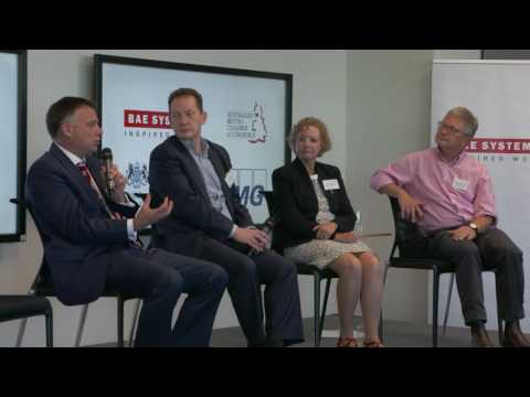 Disruptive Technologies - Panel discussion part 4