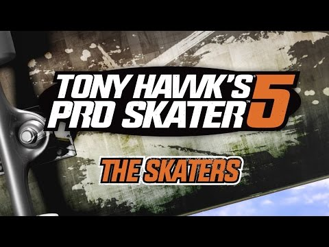 Tony Hawk Pro Skater 5 (PS4)