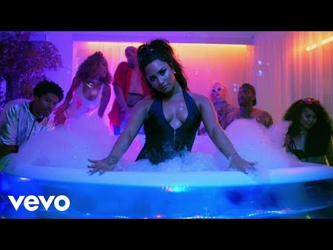 Video Demi Lovato - Sorry Not Sorry (Lyrics) download in MP3, 3GP, MP4, WEBM, AVI, FLV January 2017