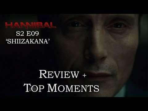 Hannibal Season 2 Episode 9 - BLOOD SPORT - Review + Top Moments