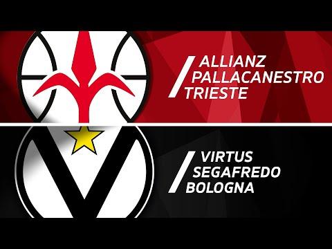 Serie A 2020-21: Trieste-Virtus Bologna, gli highlights