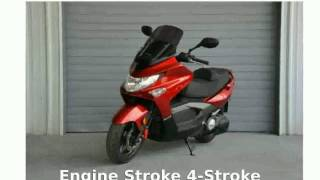 1. 2009 KYMCO Xciting 500 Ri ABS Features