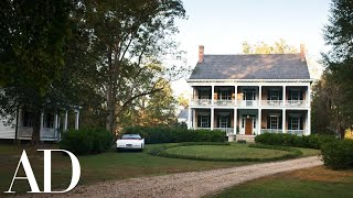 Tour The Help Director Tate Taylor's Mississippi Mansion   Celebrity Homes   Architectural Digest
