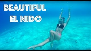 El Nido Philippines  city photos : MOST BEAUTIFUL PLACE in the WORLD! ISLAND TOUR in El Nido, Philippines
