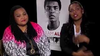 Muhammad Ali's daughters talk about 'I Am Ali' documentary