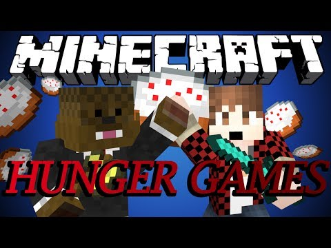 APRIL FOOLS DAY Minecraft Hunger Games w/ BajanCanadian! #79
