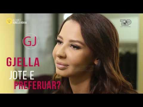 Thumb, 26/11/2016 - Intervista Alfabet (Aurela Hoxha)