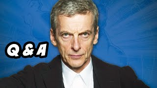 Doctor Who Series 8 Episode 1 Deep Breath Q&A. Missy Theories, Peter Capaldi Ring, Daleks, Cybermen, The Master, Pocket...
