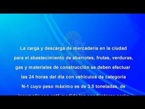 06. DIC. / COMUNICADO TRANSITO