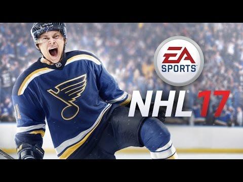 NHL 17 - нам такой хоккей нужен ? (обзор, геймплей) 18+