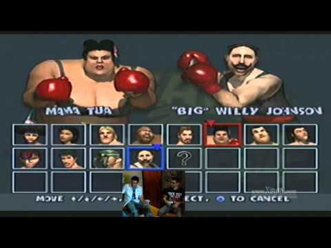 ready 2 rumble boxing round 2 dreamcast
