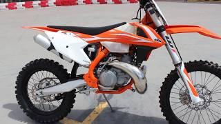 9. 2018 KTM 250 XC