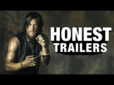 Honest Trailers - The Walking Dead: Seasons 4-6
