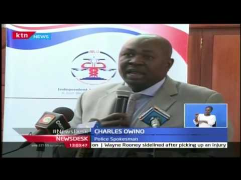News Desk: Police Spokesperson Charles Owino defends police against Torture report, 24/10/16