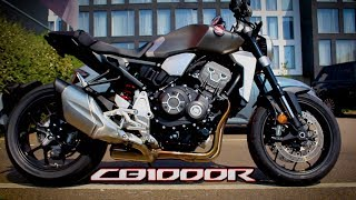 1. NEW CB1000R NEO SPORTS CAFE 2018 - Test ride/Thoughts