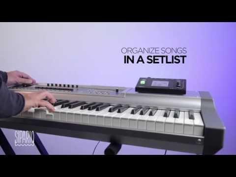 Sipario: Advanced MIDI Router