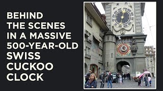 A ritual for travelers around Europe is to gather at noon and see old medieval clock towers shift into action for a show that ...