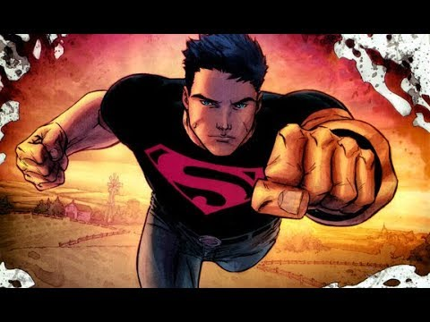 Young Justice ~~Superboy~~ Be Somebody [AMV] (видео)