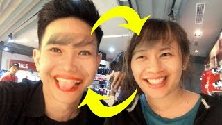Video MUKA KETUKER Sama Orang Gak Kenal! Face Swap Prank Indonesia Prank MP3, 3GP, MP4, WEBM, AVI, FLV Mei 2017
