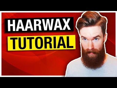 Haarwachs richtig anwenden! | Haarstyling Tutorial | Kai groomt