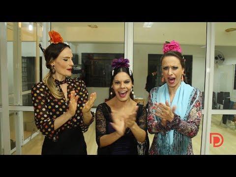 Escola Perla Flamenca   Mini Residência Artística