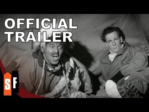 The Abominable Snowman (1957) - Official Trailer