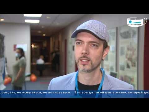"""""""Форум перкуссионистов"""". Телеканал """"Санкт-Петербург"""""""