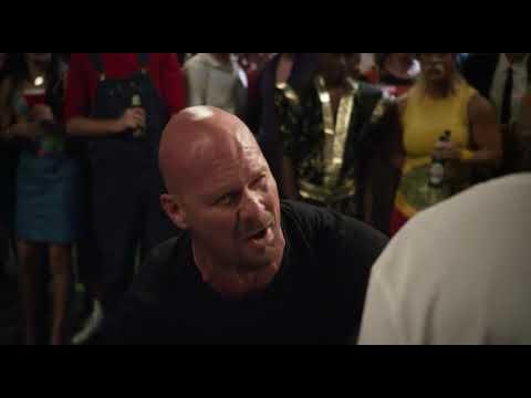 Grown ups 2 (2013)-final fighting scene
