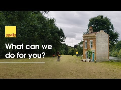 Savills TV advert - Love Stories: Park (2017)