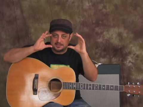U2 – One – Easy Beginner Acoustic Guitar Song Lesson tutorial