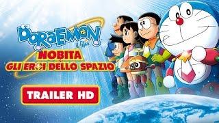 DORAEMON IL FILM - Nobita e gli eroi dello spazio - Trailer italiano - Dal 28 gennaio al cinema | HD