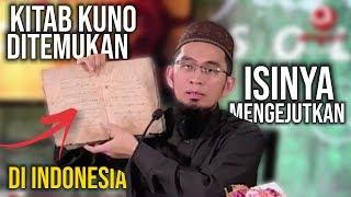 Video Ust. Adi Hidayat Temukan Kitab KUNO Di Sumur Tua. Lihat Isinya‼️ MASYAALLAH MP3, 3GP, MP4, WEBM, AVI, FLV Januari 2019