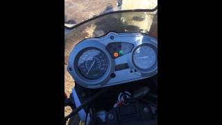 8. 2005 bmw f650gs sound