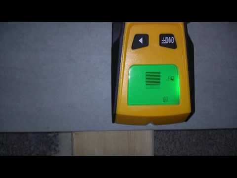 How to use Dr. Meter stud sensor