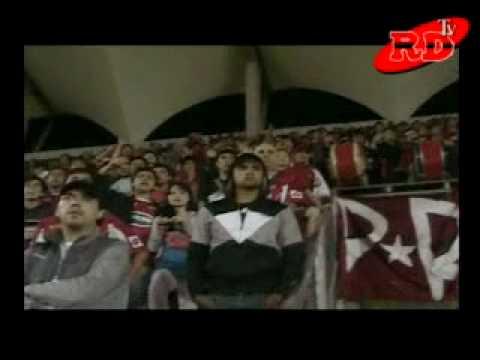 Rediablos 2010 : Apertura 2010 Ñublense vs Palestino - Los REDiablos - Ñublense