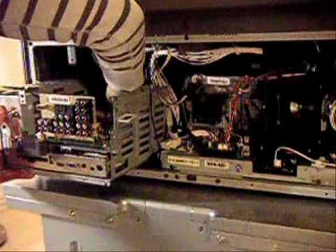 Samsung DLP TV Repair (BGA Reflow)