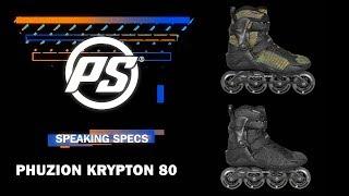 Inlines Powerslide Phuzion Krypton TRINITY Men 3x80mm