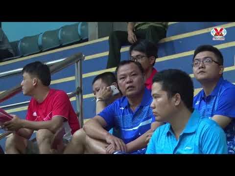 Than Hà Tu hào hứng Giải cầu lông, bóng bàn phong trào năm 2018