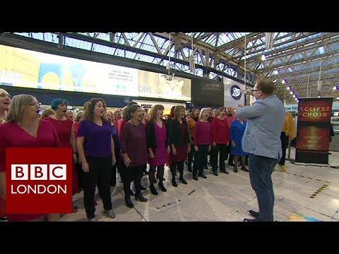 Waterloo Sunset on BBC Music Day - BBC London