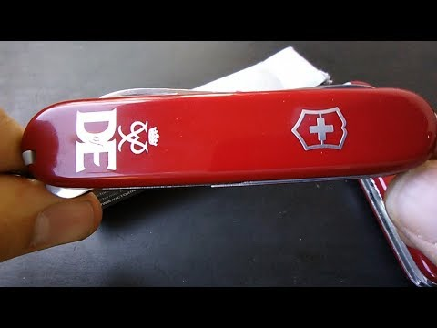 Victorinox DofE Pocket Tool